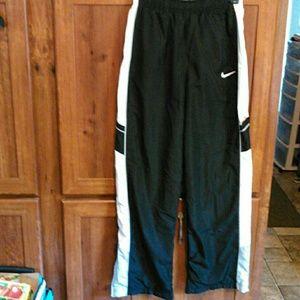 Nike sports wind running pants